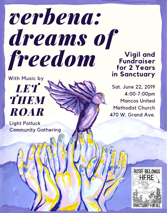 VERBENA: DREAMS OF FREEDOM